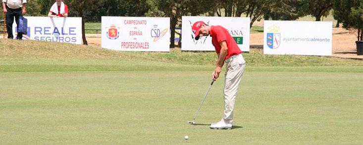 Doñana Golf, sede del Campeonato de España de Profesionales