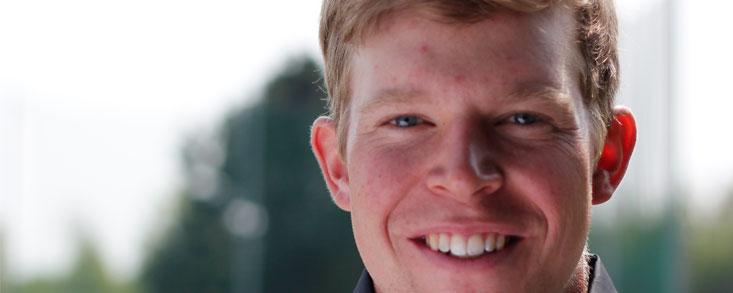 Alexander Knappe, quiere ser el hombre de moda del Challenge Tour