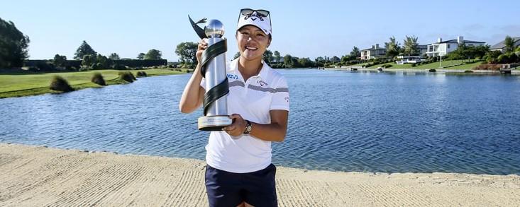 Primera victoria de Lydia Ko en 2016 que confirma su dominio mundial