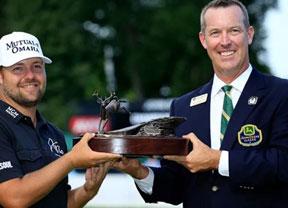 Quinta victoria de Ryan Moore en el PGA Tour