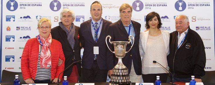 Gonzaga Escauriaza:'Esta edición del Open de España cuenta con todos los ingredientes para ser un éxito'
