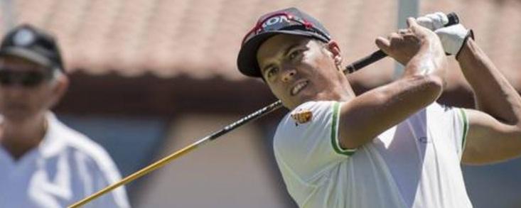 Borja Virto (-3) sigue enganchado al buen juego y termina a un golpe del líder