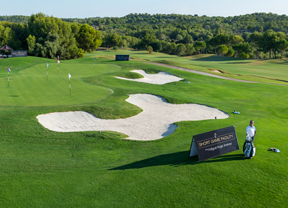 Una academia de golf puntera en nuestro país