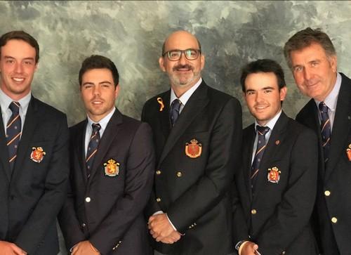Bronce por equipos y oro individual, gran botín para el equipo español