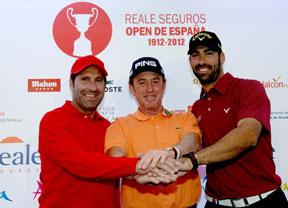 Campillo y Larrazábal brillan en Malasia con todos pendientes del Open de España