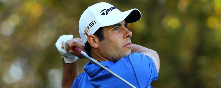 Adrián Otaegui lo tiene casi todo hecho en el PGA de Cataluña