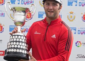 La mejor victoria de Rahm: un inolvidable Open de España con 50.000 testigos