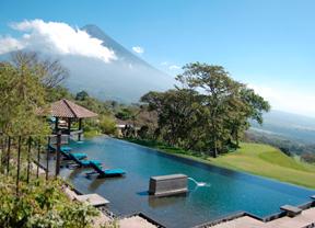 Golf en Guatemala con Nautalia Viajes