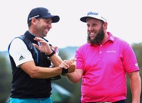 El ganador del Masters y el vencedor del Open de España en 2016 jugarán juntos