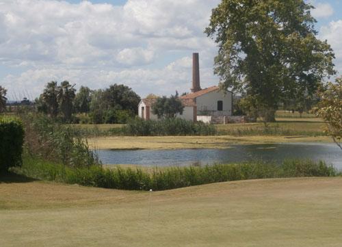 Gran nivel de juego en Foressos Golf