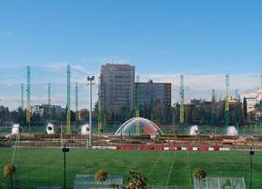 La Comunidad desmantelará las instalaciones de golf en Chamberí