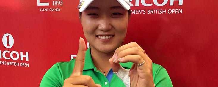 Mirim Lee revienta el torneo con diez bajo par para empezar