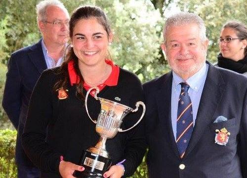 Gran victoria de Paula Neira en Lerma