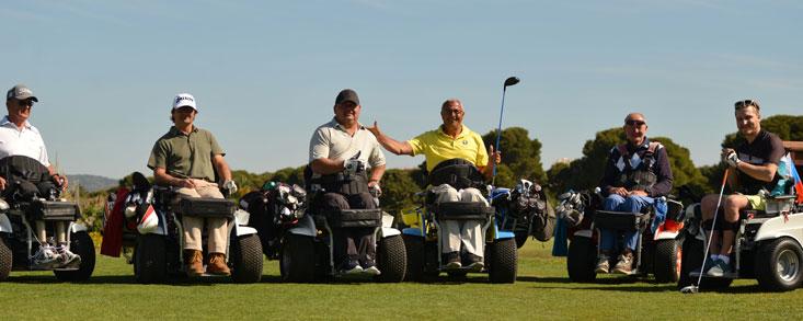 Sitges recibe de nuevo a los mejores golfistas de Europa