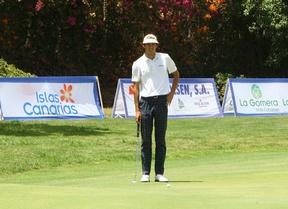 Pedro Oriol tendrá su oportunidad en Tecina Golf