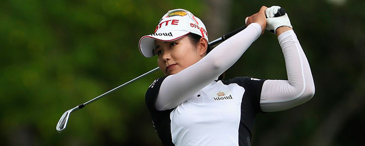 Su Yeon Jang pone la directa y es líder destacada