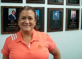 """Yubiri Cortez: """"El objetivo de la PRGA es la promoción del golf"""""""