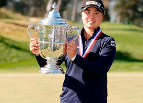 Yuka Saso gana su primer grande en el tercer hoyo de desempate