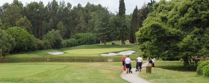 Comienza en A Zapateira el VII Trofeo Internacional Senior de Golf Torre de Hércules de Oro