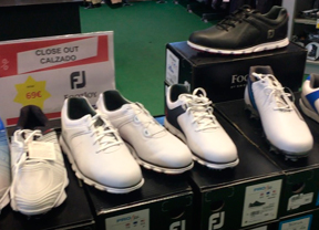 Una espectacular oferta de zapatos de golf en Decathlon