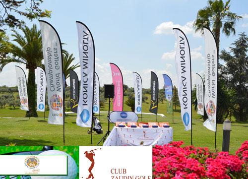 El WAGC Spain se reanuda en Salamanca Golf-Villamayor y Club Zaudín en Sevilla