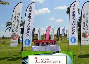 Nueva parada del WAGC Spain 2017 el próximo sábado 27 de mayo en Club Zaudín Golf