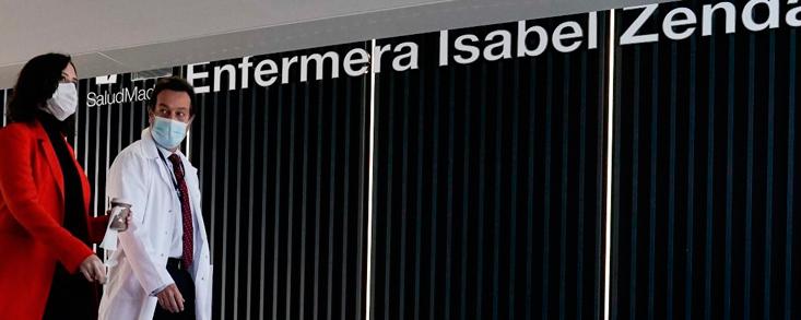 Denuncian sabotajes diarios en el Hospital Isabel Zendal