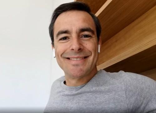 Álvaro Zerolo: 'Lo importante no son tanto los medios sino encontrar el estímulo'
