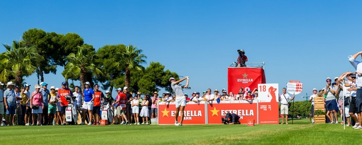El Estrella Damm Mediterranean Ladies Open, 'evento de especial relevancia'